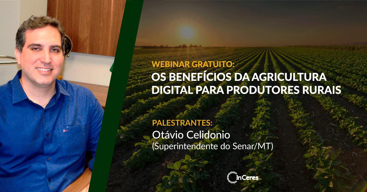 Os benefícios da Agricultura Digital para produtores rurais